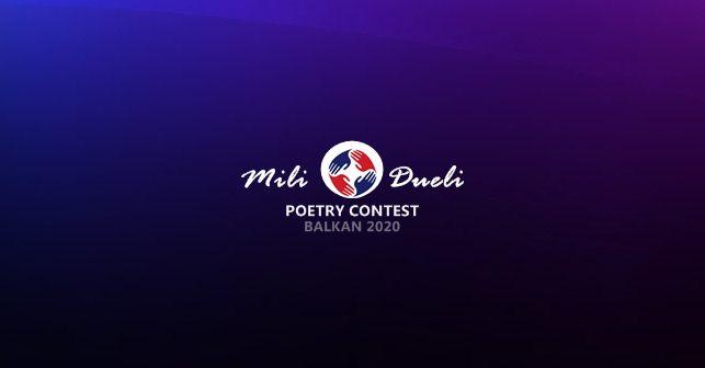 mili dueli online balkan poetry contest