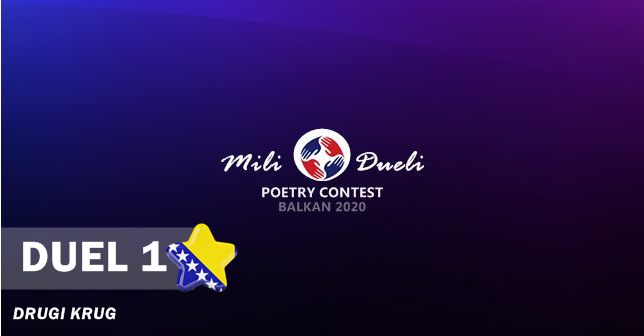 mili dueli online balkan poetry contest - results - bosnia and herzegovina